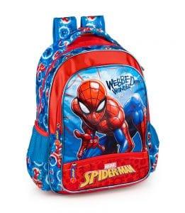 J.M. Inácio - Mochila Spider-man