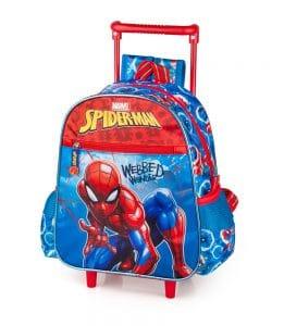 J.M. Inácio - Mochila Spider-man com troyler